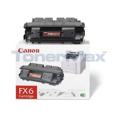 CANON FX-6 TONER BLACK